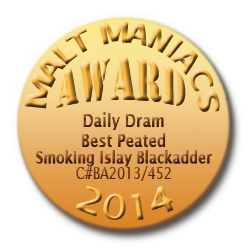 AWARD-2014-Best-Peated-DD-Smoking-Blackadder