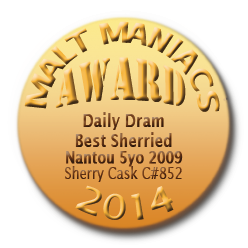 AWARD-2014-Best-Sherried-DD-Nantou