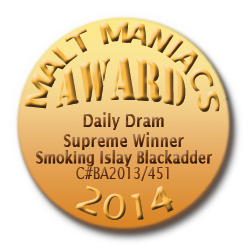 AWARD-2014-Supreme-DD-Smoking-Blackadder